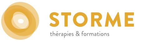 Logo Estelle STORME thérapies et formations